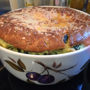 A souffle for supper
